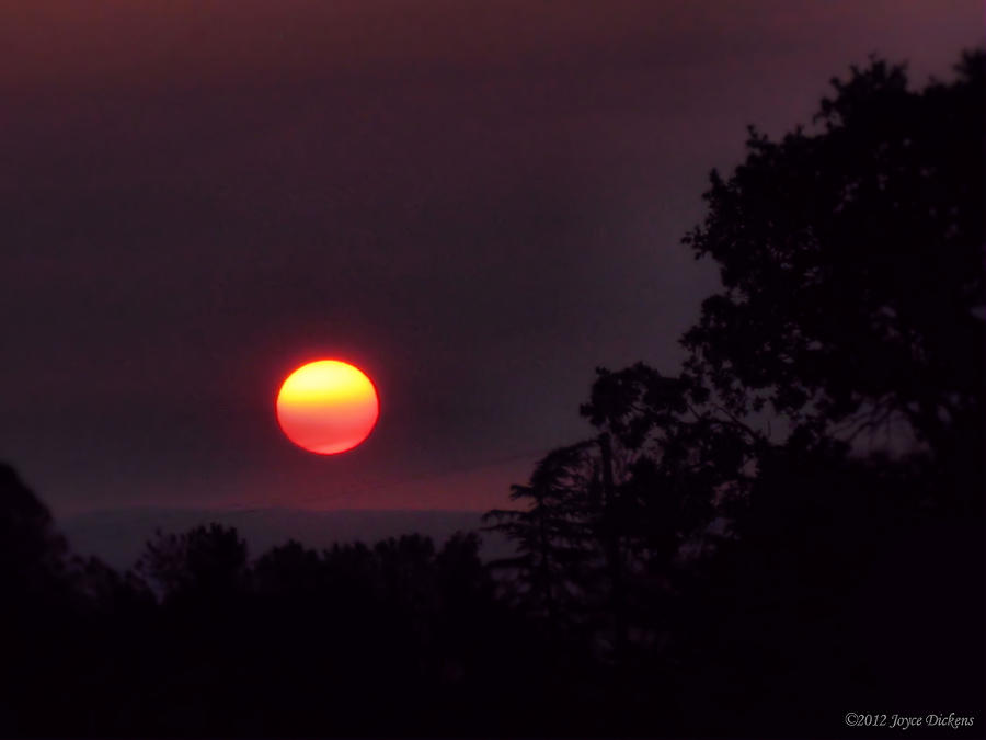 Sunrise  09 25 12 Photograph