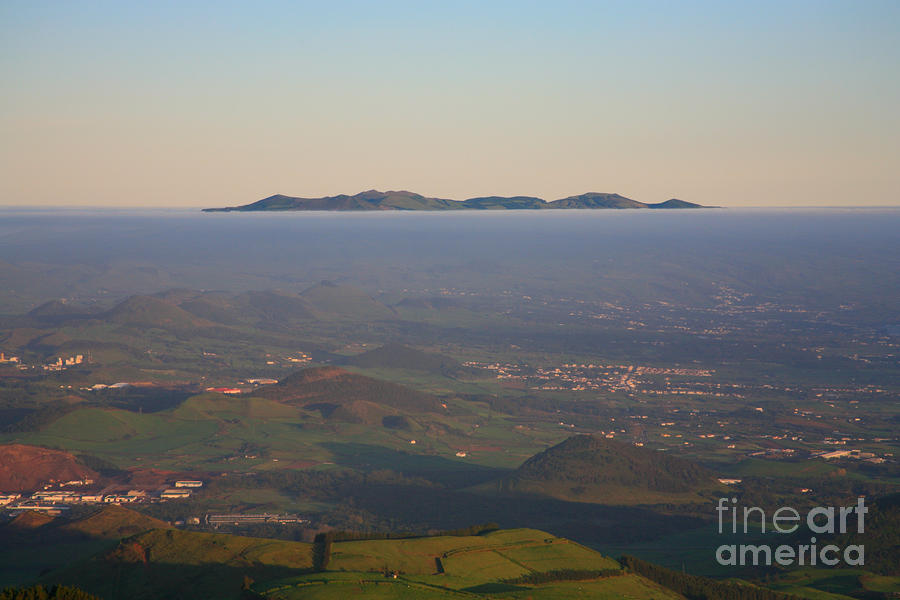Sunrise At Sao Miguel Island Photograph  - Sunrise At Sao Miguel Island Fine Art Print