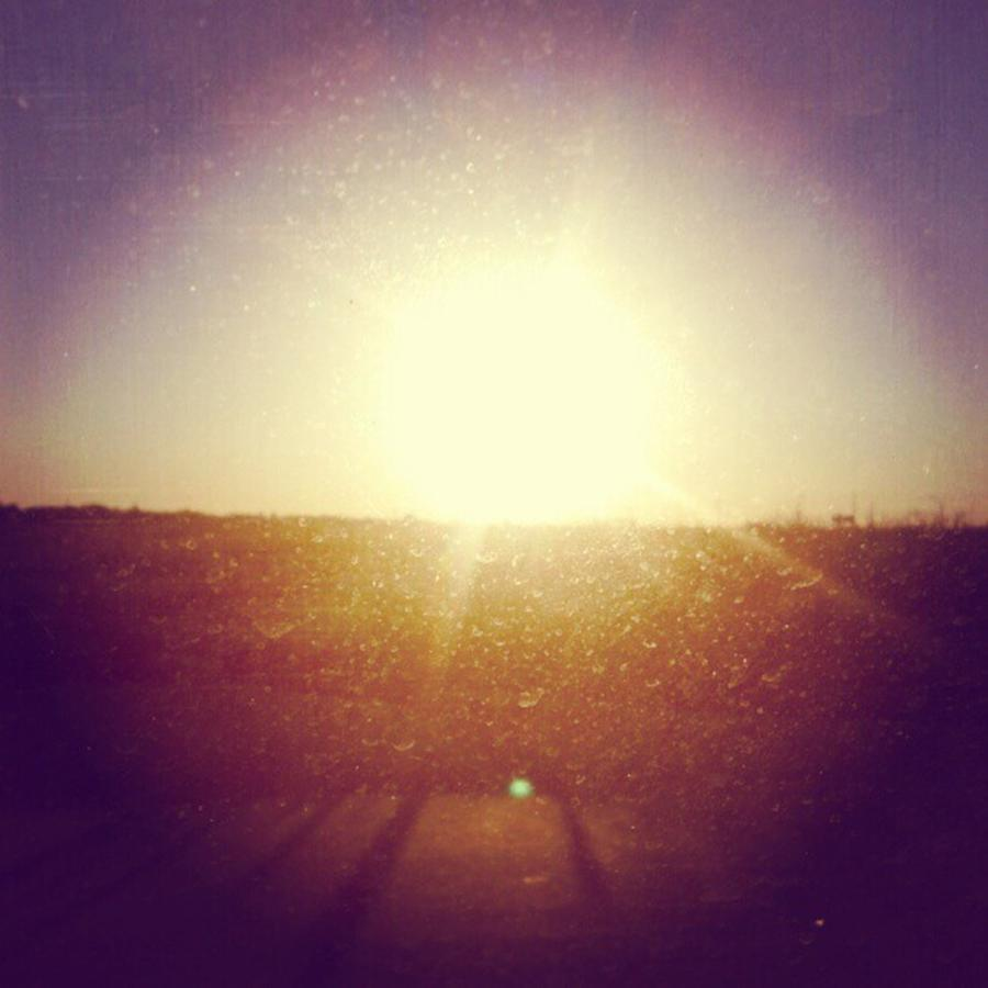 Andrography Photograph - #sunrise #nature #sky #andrography by Kel Hill