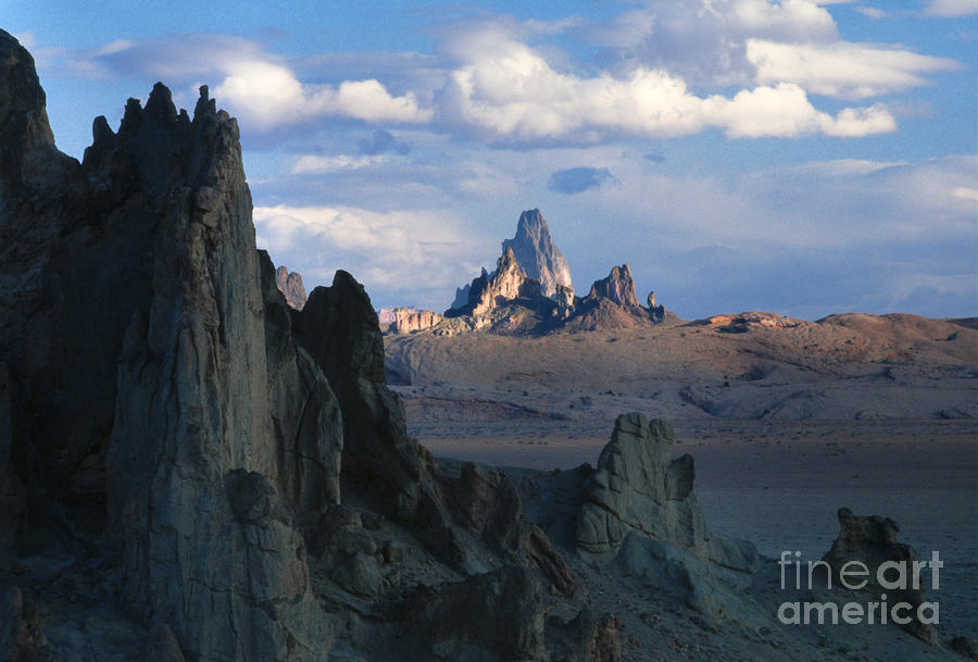 Sunrise On Church Rock  Photograph  - Sunrise On Church Rock  Fine Art Print