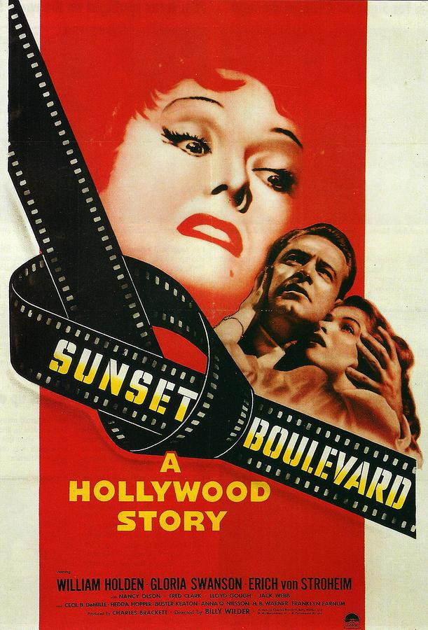 Sunset Boulevard Photograph