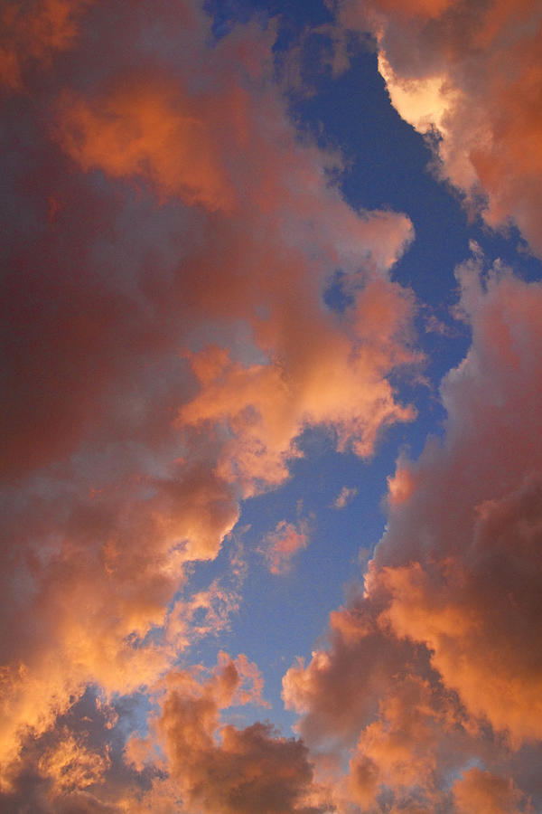 Sunset Cloudscape 1035 Photograph