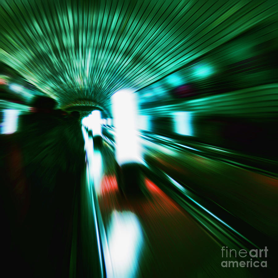 Supersonic Photograph  - Supersonic Fine Art Print