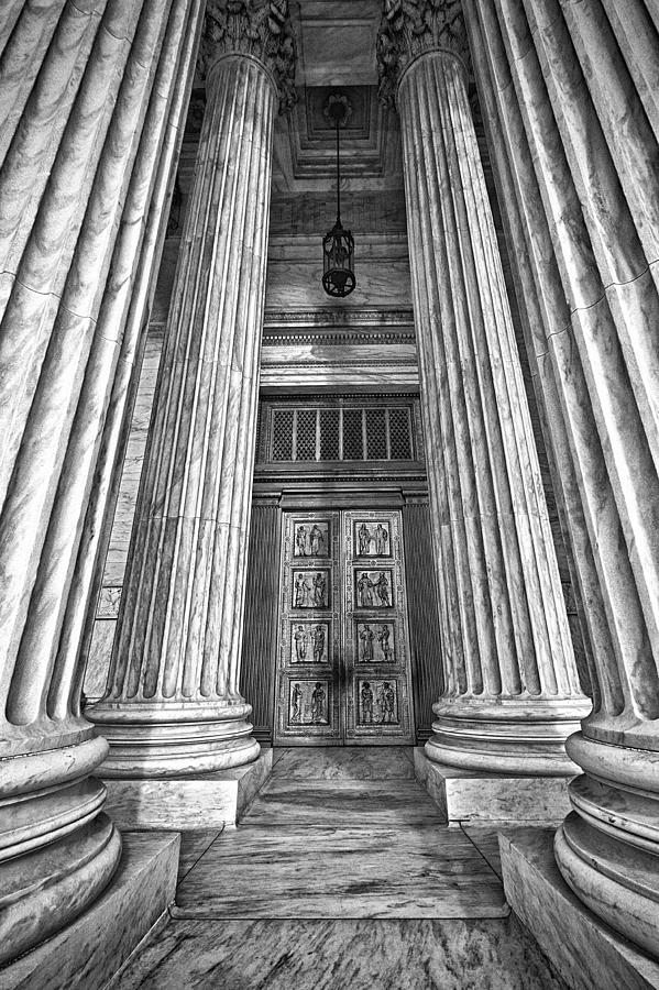 Supreme Court Building 11 Photograph