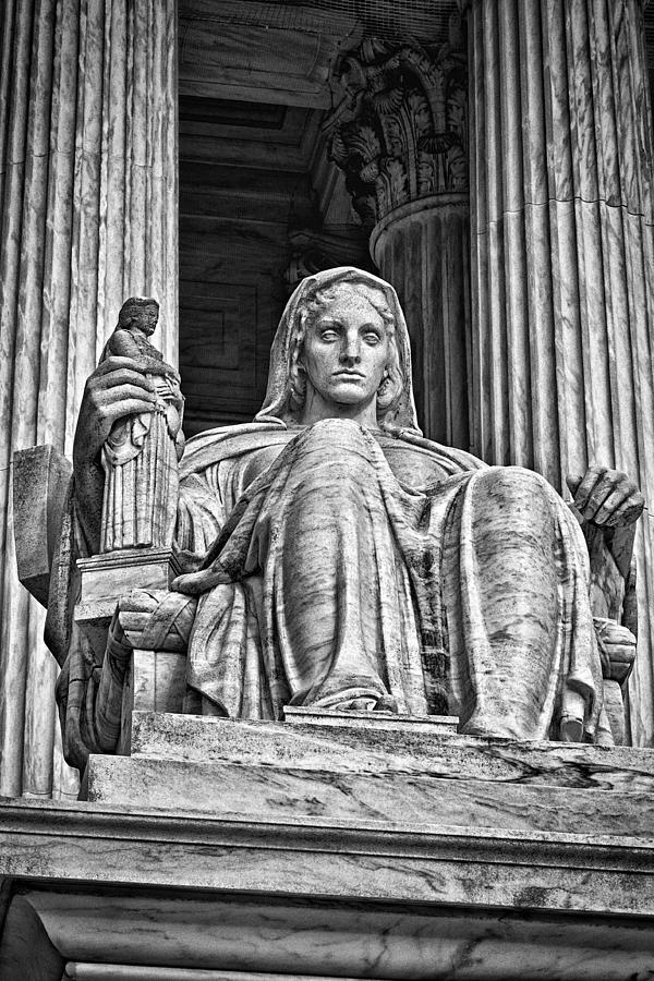 Supreme Court Building 13 Photograph  - Supreme Court Building 13 Fine Art Print