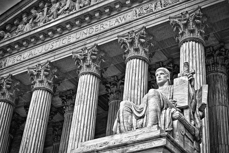 Supreme Court Building 19 Photograph