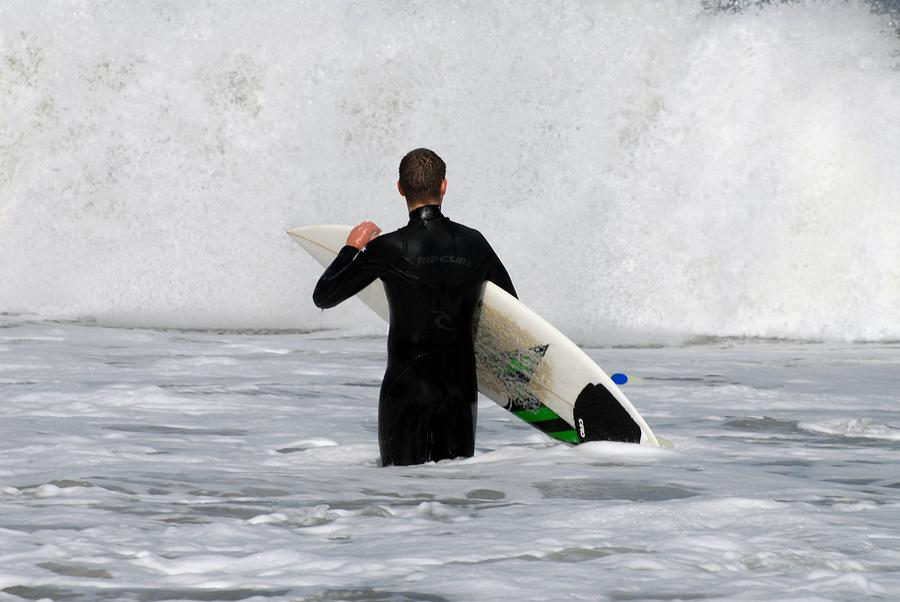 Surfing 397 Photograph