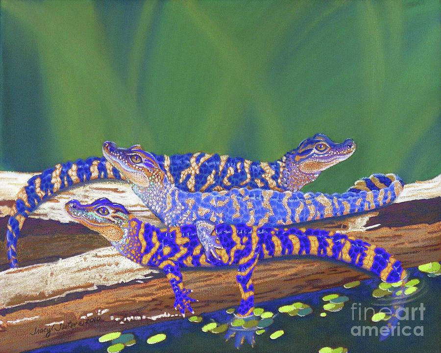 Swamp Babies Pastel