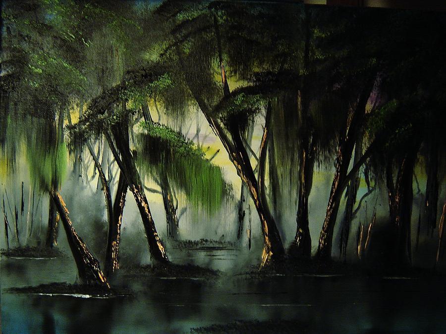 Swamp by Eugene Budden