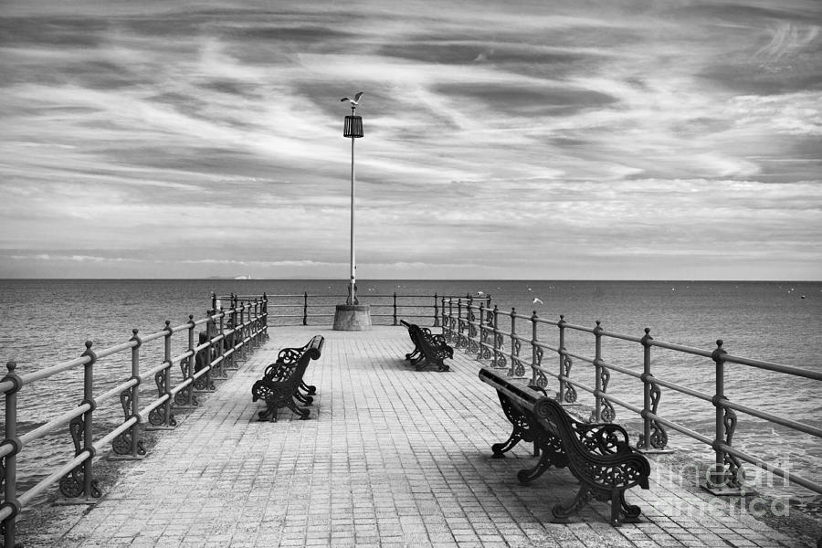 Swanage Pier Photograph