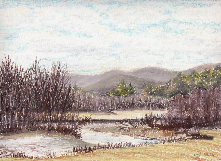 Swift River November Drawing