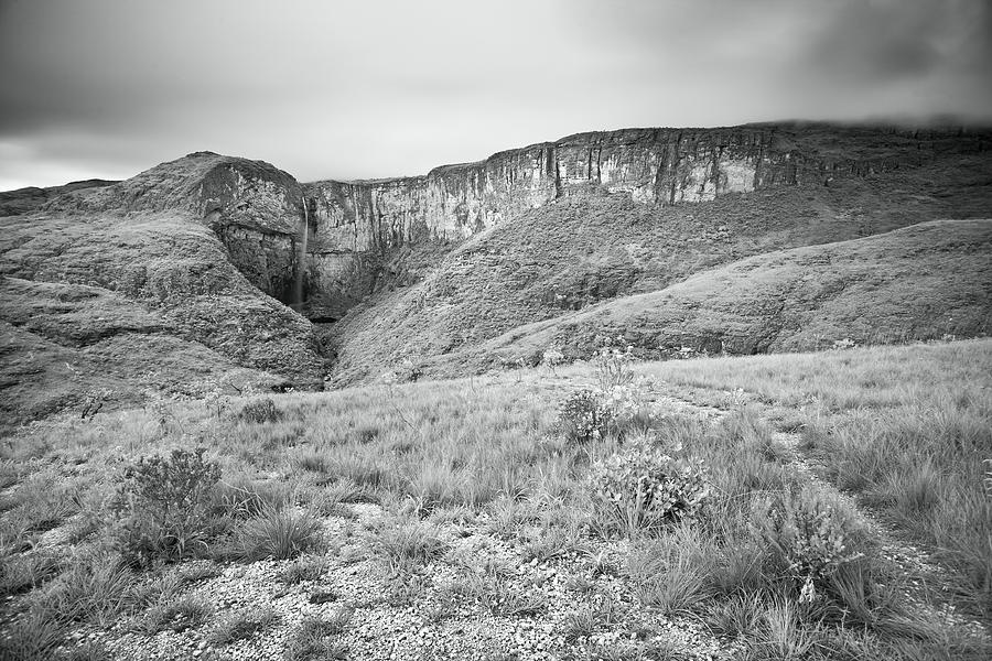 Tabuleiro Falls Photograph