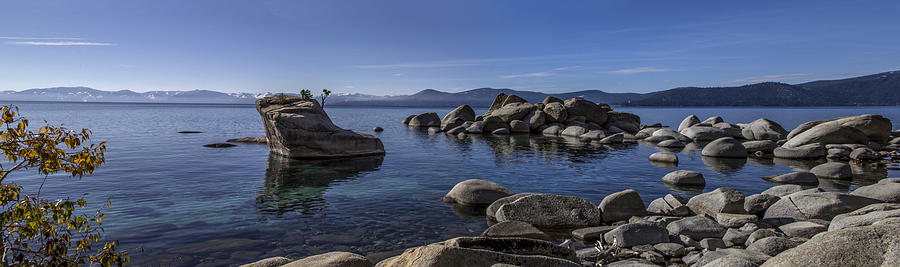 Tahoe Clarity Photograph  - Tahoe Clarity Fine Art Print
