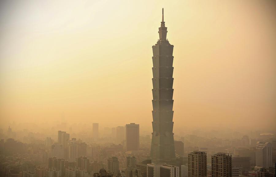 Taipei 101 Photograph