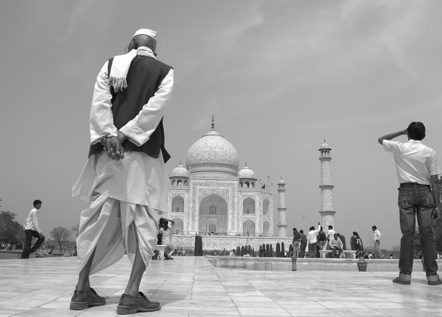 Taj As I See  Photograph