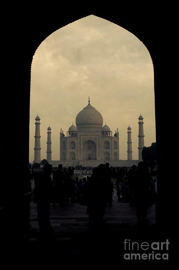 Taj Mahal Photograph