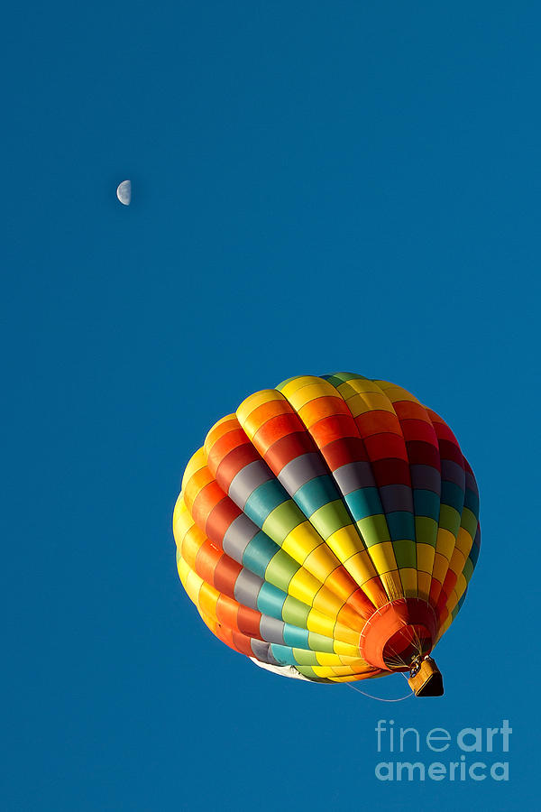 Take Me To The Moon Photograph  - Take Me To The Moon Fine Art Print