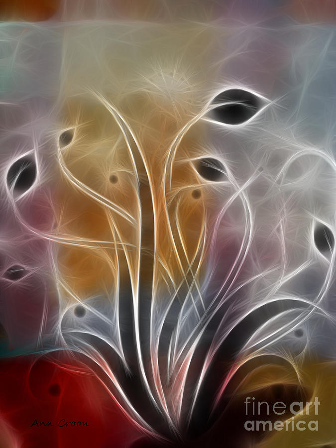 Tales Of Light I Digital Art  - Tales Of Light I Fine Art Print