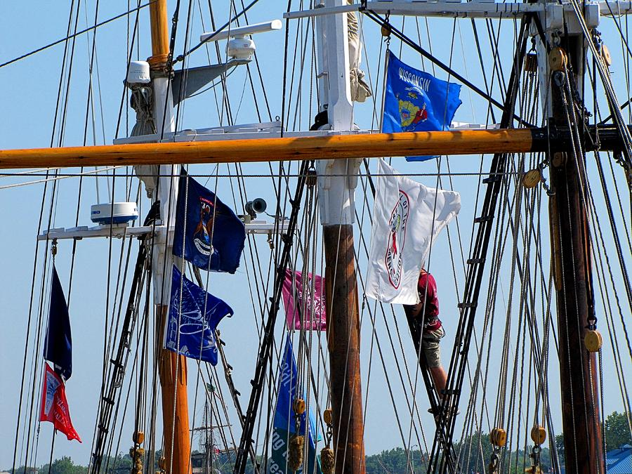 Tall Ship Series 15 Photograph