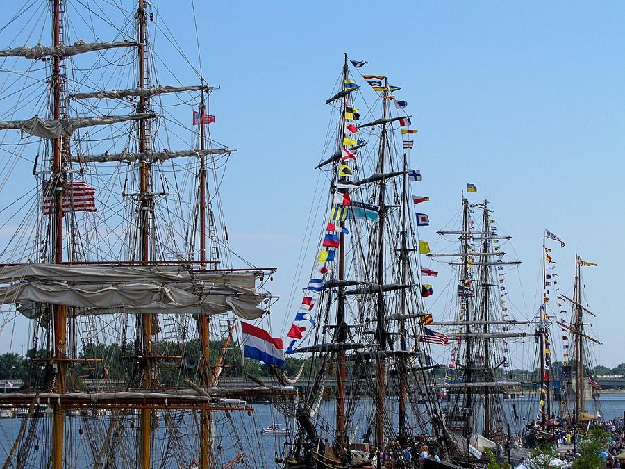 Tall Ship Series 9 Photograph