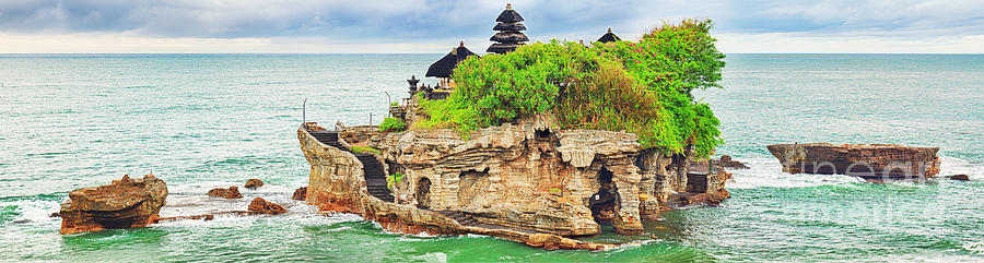 Tanah Lot Photograph
