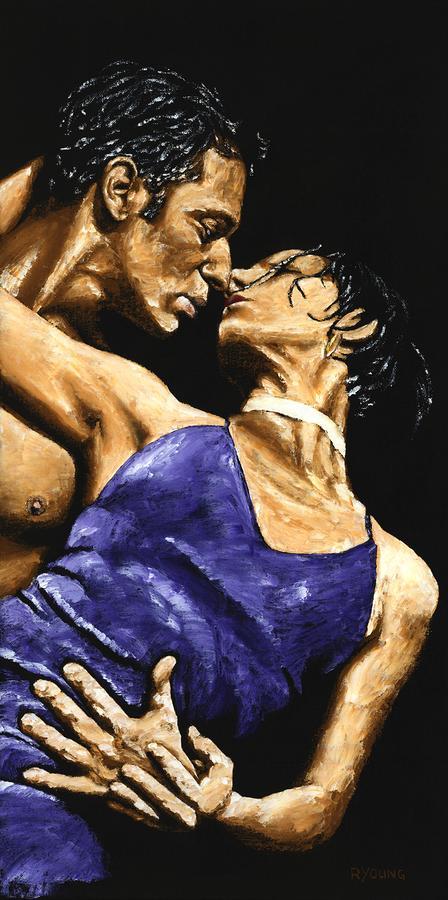 Tango Heat Painting