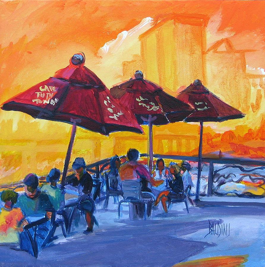 Tango Painting - Tango Fine Art Print