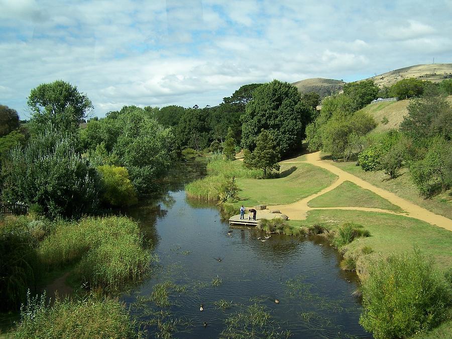 Tasmanian Landscape by Constance Drescher: fineartamerica.com/featured/tasmanian-landscape-constance-drescher...