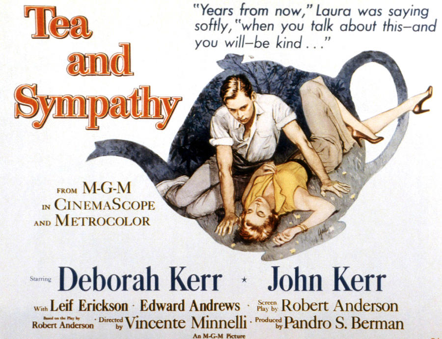 Tea And Sympathy, John Kerr, Deborah Photograph
