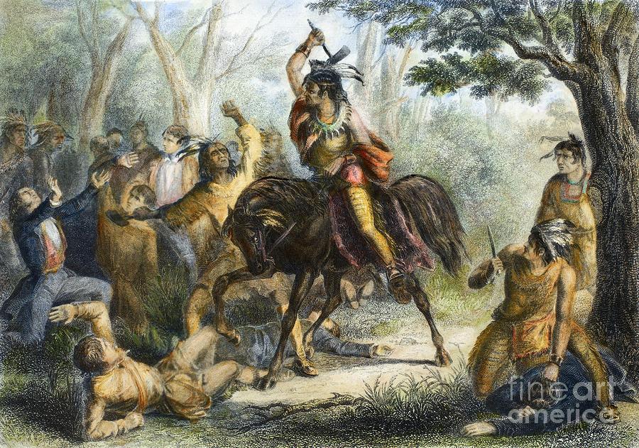 Tecumseh (1768-1813) Photograph