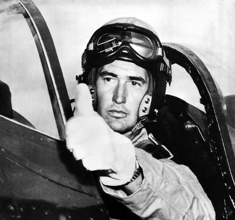 Ted Williams 1918-2002, American Photograph