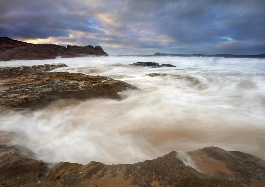 Tempestuous Sea Photograph