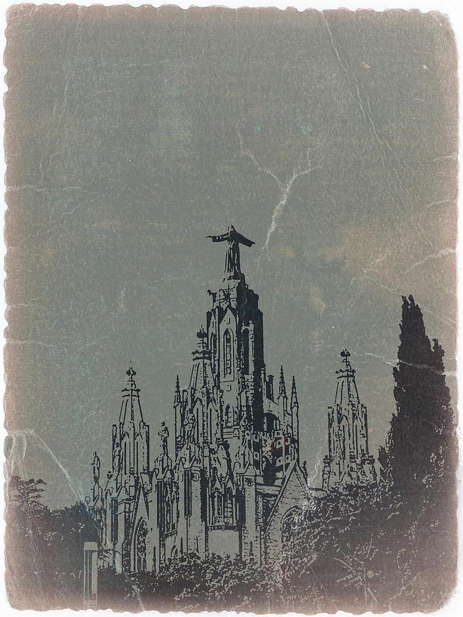 Temple Expiatory Photograph