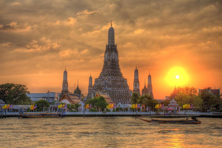 Tayland Turu : 5 Gece 6 gun Bangkok ve Phuket Turu