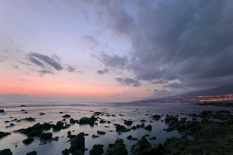 Tenerife Dusk Photograph  - Tenerife Dusk Fine Art Print