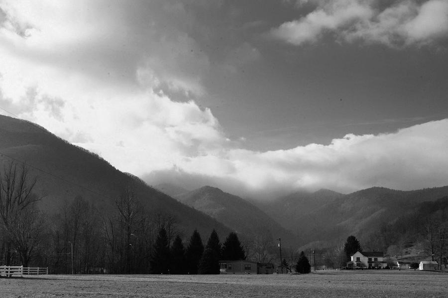 Tennessee Mountains Photograph  - Tennessee Mountains Fine Art Print