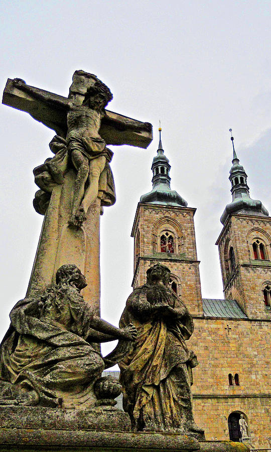 Tepla Monastery - Czech Republic Photograph