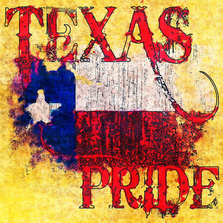 Texas Pride is a photograph by David G Paul which was uploaded on July ...
