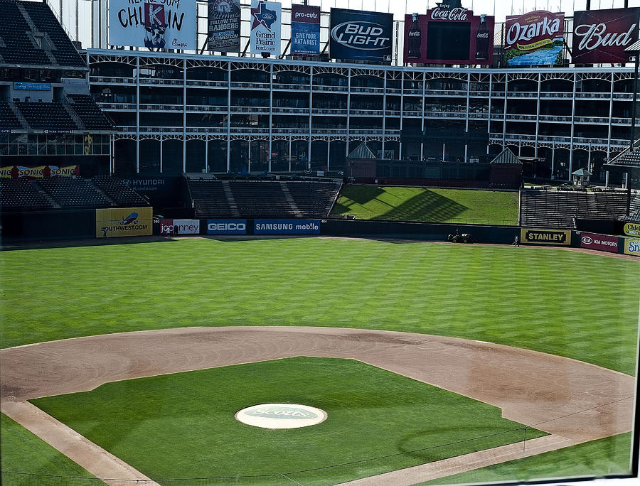 Texas Stadium Photograph
