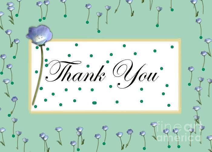 Eyes Thank you cards