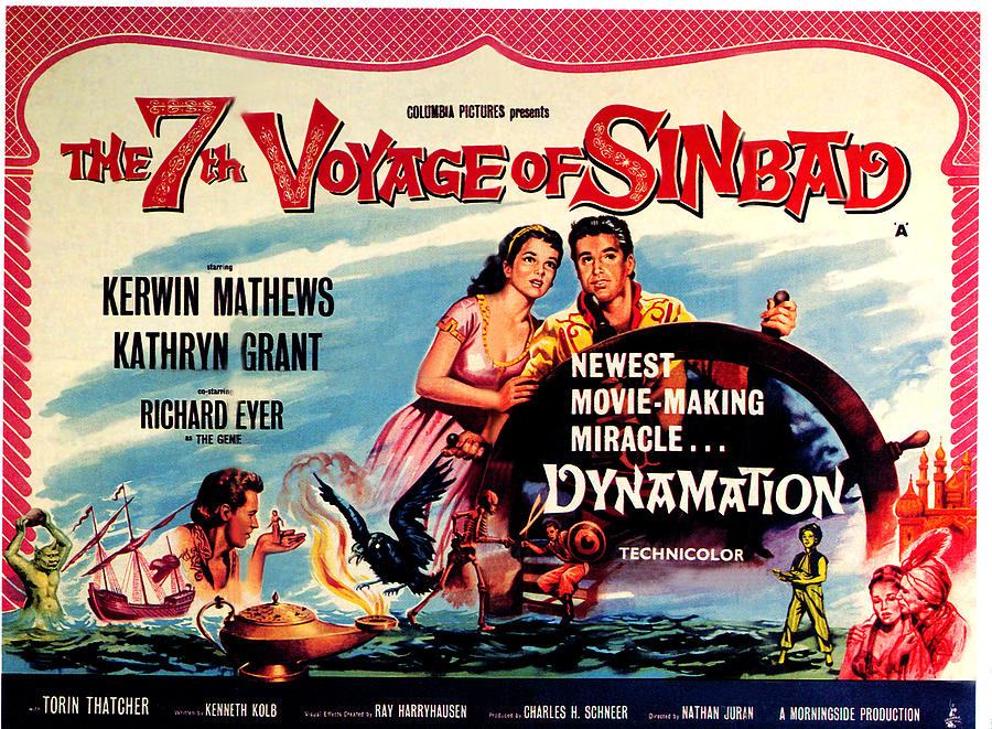 The 7th Voyage Of Sinbad, Aka The Photograph