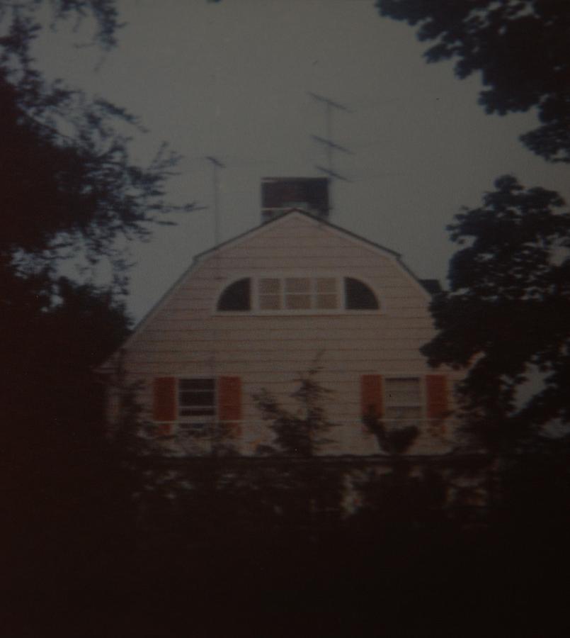 The Amityville Horror Photograph