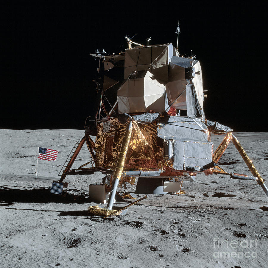 apollo 14 lunar module - photo #1