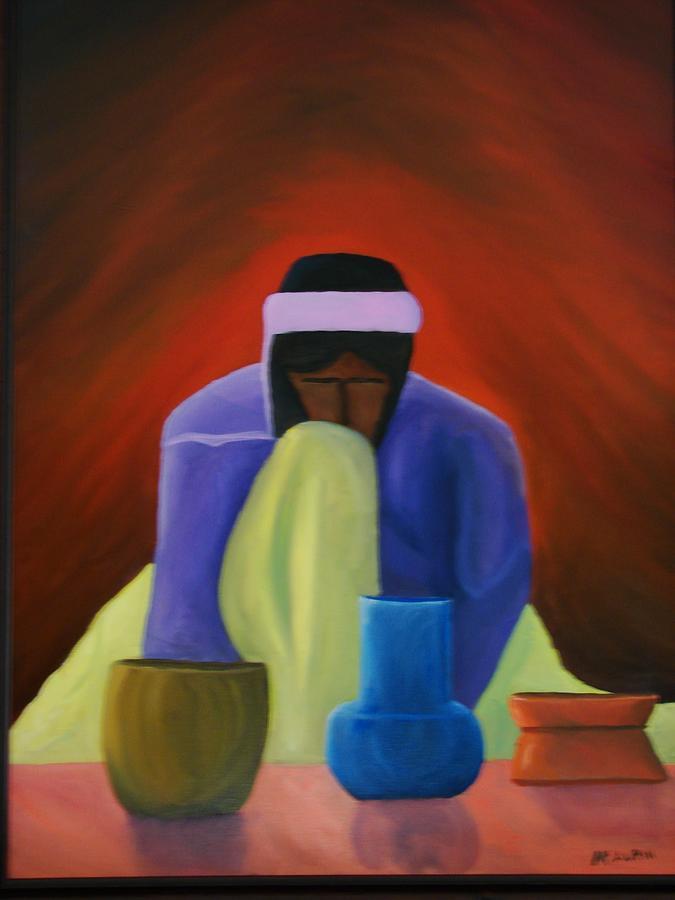 The Artisan Painting