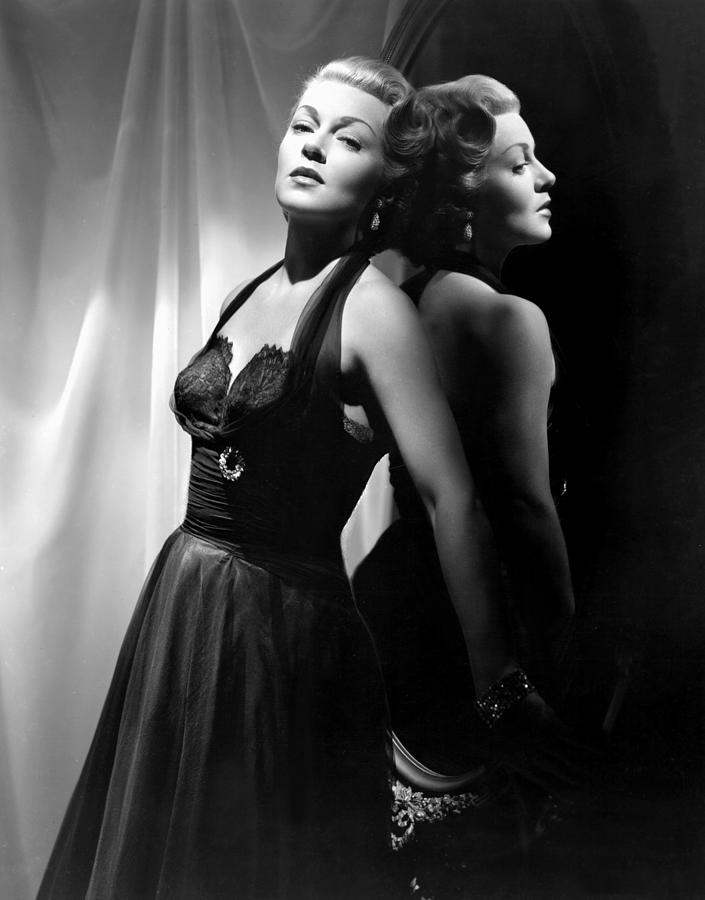 The Bad And The Beautiful, Lana Turner Photograph