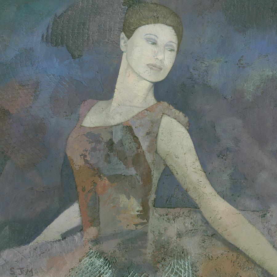 The Ballerina Painting