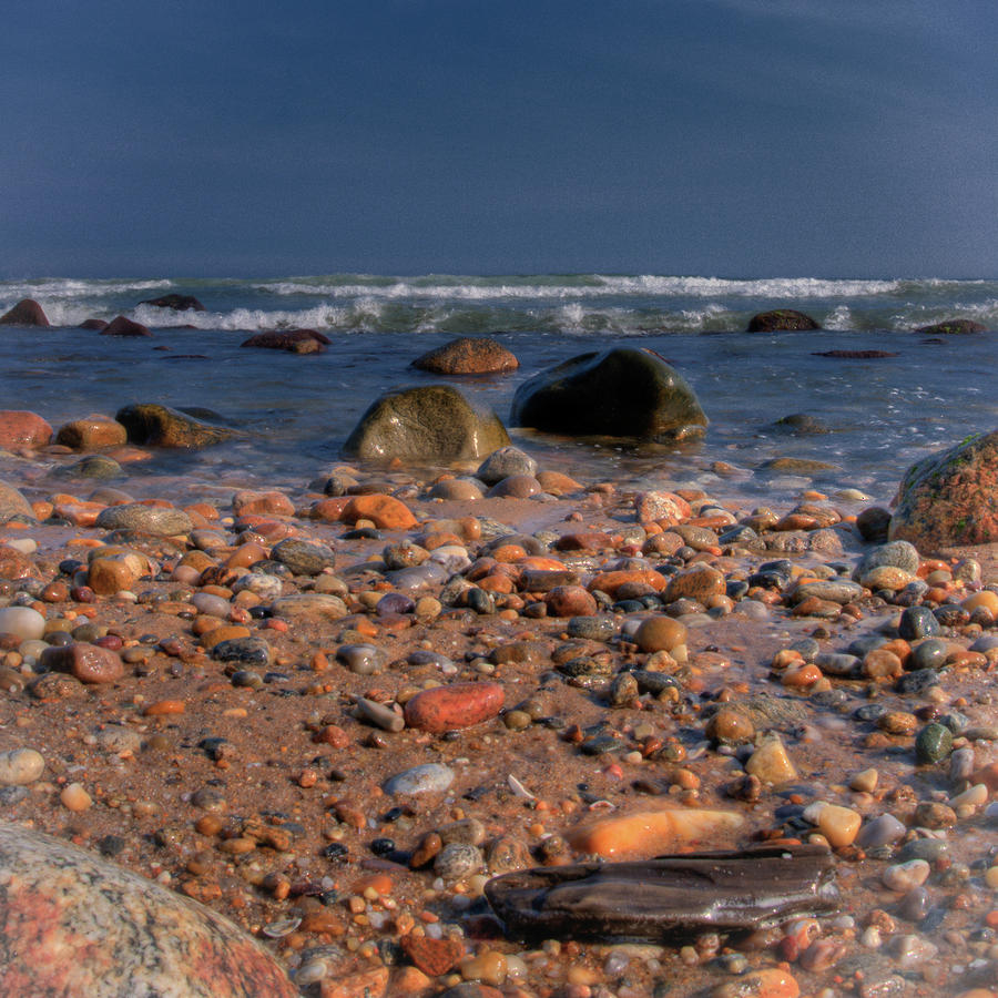 The Beach Photograph  - The Beach Fine Art Print