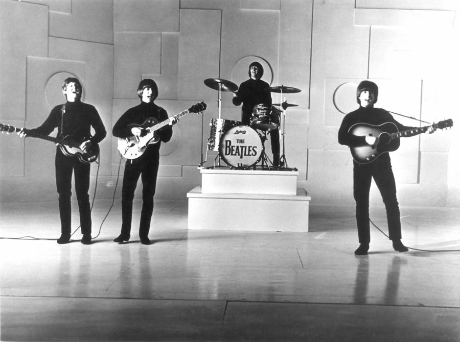 The Beatles, 1965 Photograph  - The Beatles, 1965 Fine Art Print