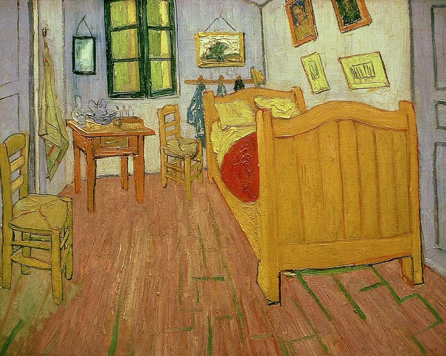 The Bedroom Painting