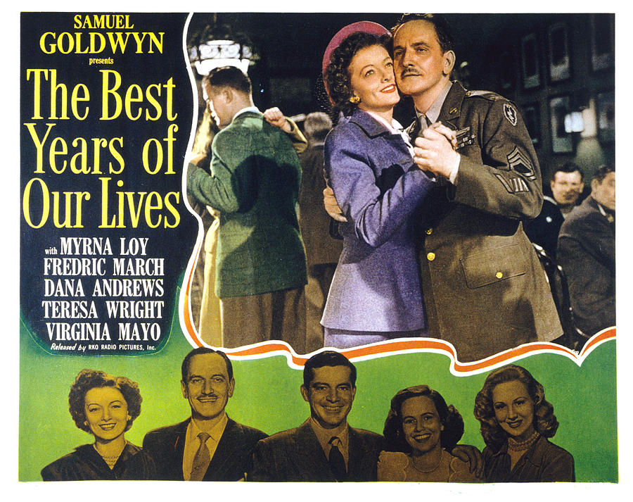 The Best Years Of Our Lives, Myrna Loy Photograph